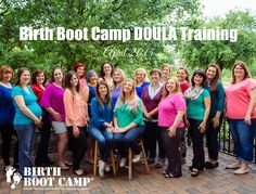 Birth Boot Camp DOULA Training, April 2015