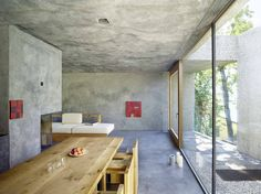Gallery - Concrete House in Caviano / Wespi de Meuron Romeo architects - 9