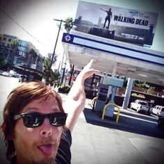 Norman Reedus Walking Dead
