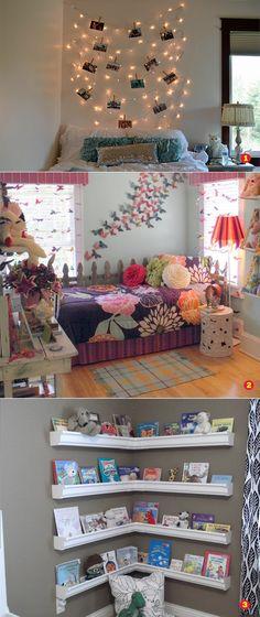 10 ideias diferentes para você transformar seu quarto! | Rayraa
