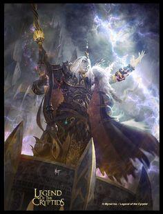 High Emperor Ildanev by N-ossandon-Nezt on DeviantArt