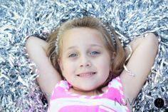 Little Cheerleader Photography
