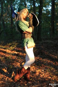 Post with 312 votes and 9115 views. Shared by TheNavihasspoken. I love this chick's cosplay work. She is sexy & awesome. Link Cosplay, Epic Cosplay, Cosplay Outfits, Cosplay Girls, Cosplay Costumes, Amazing Cosplay, Cosplay Ideas, Cute Costumes, Halloween Costumes