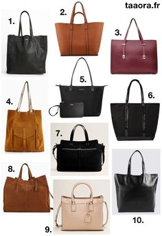 Which bag to choose for the courses? 10 handbags for high school, college or university >> rnrnSource by Back To School Outfits, College Outfits, Sac College, Handbags For School, School Pack, Cute Backpacks, Purses And Bags, Two By Two, High School