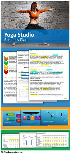 If you have wanted to start a Yoga Studio, then this is for you. A high quality business plan template and start-up kit, set up to be used specifically for starting a Yoga Studio. Utilizing the existing content that comes within the documents and then adding the name of your company and a few other things; you will have a business plan and financial model for starting, financing, and operating a Yoga Studio.