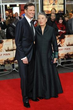 Colin Firth Photos - Colin Firth attends the UK Premiere of 'The Railway Man' at Odeon West End on December 4, 2013 in London, England. - 'The Railway Man' Premieres in London