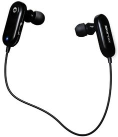 Sonixx X-Fit Wireless In Ear Bluetooth Headphones / Headset with Microphone and Remote Controls. Sports Earphones For iPhone, iPod touch, Samsung...#inearheadphone, #bluetoothheadphone