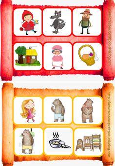 Montessori Classroom, Classroom Activities, Activities For Kids, Crafts For Kids, Arts And Crafts, Petite Section, Wolf, Fairy Tales, Animation