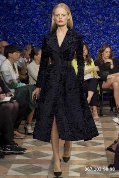 Элегантное пальто из каракуля
