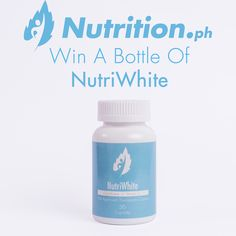 Enter To Win A FREE Can Of Our Best Selling Product NutriWhite Glutathione + Vitamin C! No Hidden Costs. If You Win Its A FREE Bottle and FREE Shipping! Enter To Win, Healing Herbs, Marbles, Feel Better, Whitening, Beauty Tips, Join, Nutrition, Australia