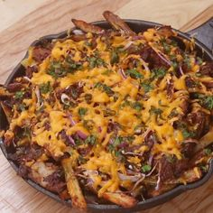 BBQ Pulled Pork Fries Recipe by Tasty