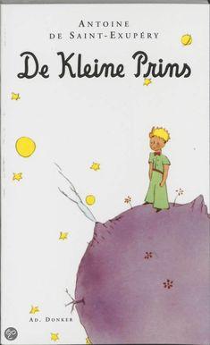 De Kleine Prins (Le petit prince), Antoine De Saint-Exupery  Gelezen in Frans voor beide examens; mavo én meao