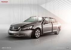 Honda Accord on Behance