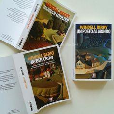 "Little Miss Book su Twitter: ""Bentornati a Port Williams! #unpostoalmondo #wendellberry @EdizioniLindau http://t.co/w1osvVGgdL"""