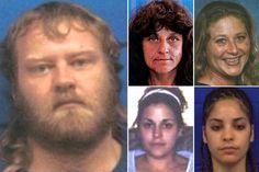 'Sick ripper' serial killer who slaughtered seven innocent women in his 'murder mobile'