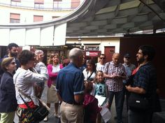 Ruta de los Gremios Medievales organizado por RutaDespilfarroValencia y #CaminArt #Valencia