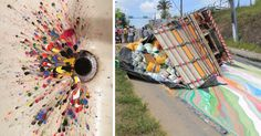 When Accidental Art Is Better Than Your Actual Art (12+ Pics) | Bored Panda