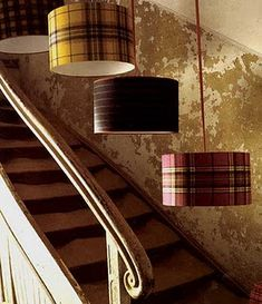 and the lampshades