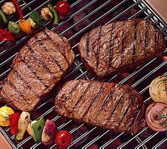 Kansas City Steak Co. (12) 10oz Ribeye Steaks