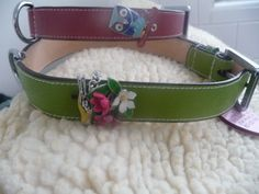 Our latest find: dog collars by Bowhaus, NYC: for Home for Life's Lily a bird in flowers, for Otto, an owl: read their stories & you'll agree we got it right: http://www.homeforlife.org/dogbio_lily.htm     http://www.homeforlifesanctuary.blogspot.com/search/label/Otto