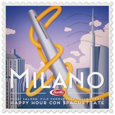 #Milano Happy Hour con Spaghettate!