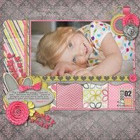 A Project by nikkiARNGwife from our Scrapbooking Gallery originally submitted 03/03/12 at 08:05 AM
