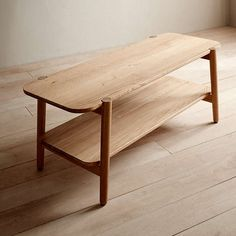 BuyDesign Project by John Lewis No.022 Coffee Table, Oak Online at johnlewis.com