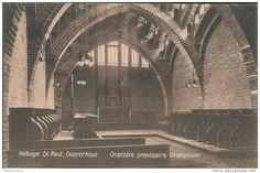 PAYS BAS - BRABANT SEPTENTRIONAL - NOORD BRABANT - OOSTERHOUT - Abbaye Saint Paul - Oratoire provisoire