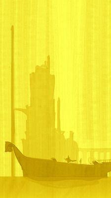 Artist used yellow monochromatic scheme. Yellow Fever, Mellow Yellow, Color Yellow, Yellow Art, Bright Yellow, Yellow Submarine, Shades Of Yellow, Lemon Yellow, Happy Colors