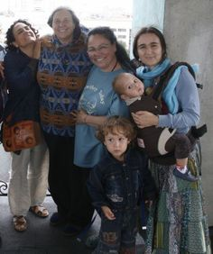 Midwifery Today is going back to Moscow Russia June 25-29, 2013. Join us if you can for an amazing joint conference with Home Child magazine from Russia. In this photo are Naoli Vinaver, Jan Tritten, Eneyda Ramos, Katerina and her children.