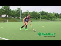Clover Drill │ Field Hockey Training with Amy Cohen - YouTube