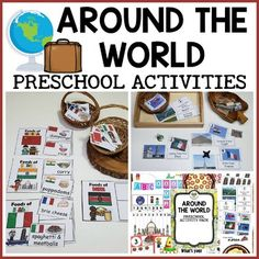 Multicultural Activity Pack for Preschool