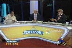 Analizando por que le quitaron la visa al presidente de la junta Roberto Rosario en matinal
