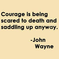 For a type 6, fear can be completely debilitating. A 6 will frequently choose not to do something out of fear of failure and fear of what people will think. COURAGE for a 6 is your greatest virtue. With courage, fear can be challenged.#Repin By:Pinterest++ for iPad#