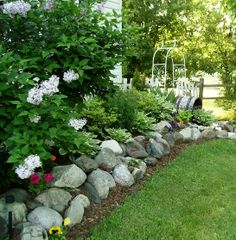 Country Chic Gardens