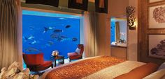THE MOST SPECTACULAR UNDERWATER HOTELS IN THE WORLD