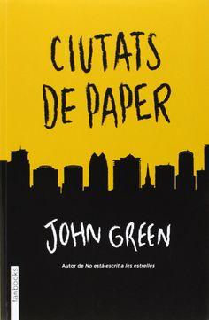 Ciutats de paper - John Green: http://sinera.diba.cat/record=b1759900~S10*cat #JN #reflexions #venjança #relacions