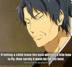 ▲_■_Anime Quote ▲_■_ Anime / Manga : Barakamon  Character : Seimei Handa