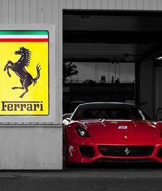 Ferrari 599 XX / 80% OFF Private Jet Flight! www.flightpooling.com  #ferrari #auto