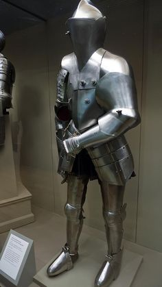 "https://flic.kr/p/9J9Gw4 | Armor with boot stirrups for use in a joust in the open field Italy 1570 CE | Photographed at the <a href=""http://www.philamuseum.org/"" rel=""nofollow"">Philadelphia Museum of Art</a>, Philadelphia Pennsylvania."