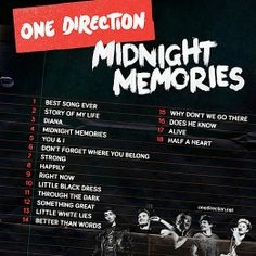 Click for Midnight Memories (FULL ALBUM). You're welcome :)