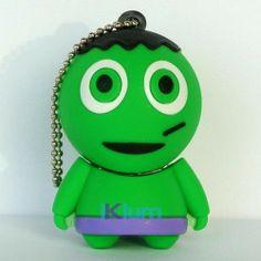 Cooler USB-Stick 8GB - Zombie €12.90 #usbstick #usbsticks #usb #geschenk #geschenke #geschenksideen #angebot #angebote