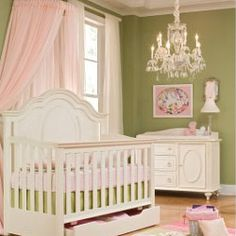 Sorelle Cribs Nursery Furniture Sets Simply Baby Chandler 3 Piece Set 4 In 1 Convertible Crib - Is your home feeling a tiny dated? Nursery Crib, Nursery Furniture, Girl Nursery, Girls Bedroom, White Furniture, Nursery Ideas, Classic Furniture, Master Bedroom, Furniture Sets