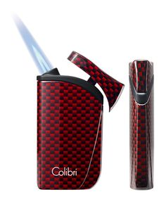 Colibri Falcon Cigar Lighters Are Available at Milan Tobacconists. Since Providing Superior Customer Service and Quality Tobacco Products. Cigar Lighters, Cigar Accessories, Print Finishes, Cigars, Carbon Fiber, It Is Finished, Side View, Pipes, Smoking