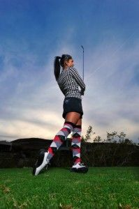 If im going to learn to golf i might as well have these socls! OTK socks.