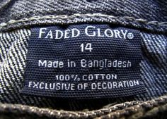 Most U.S. clothing chains did not sign pact on Bangladesh factory reforms