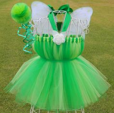 The Original Tinkerbell Costume High Quality by Cruzcreation