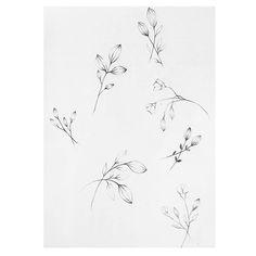 Laramaju on instagram. Handpoke artist. Small flower tattoo. …