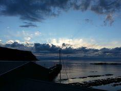 Tonight's sky. Sky, Celestial, Sunset, Beach, Water, Outdoor, Heaven, Gripe Water, Outdoors