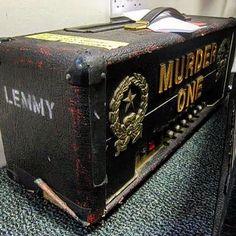 #Lemmy #motorhead #murderone